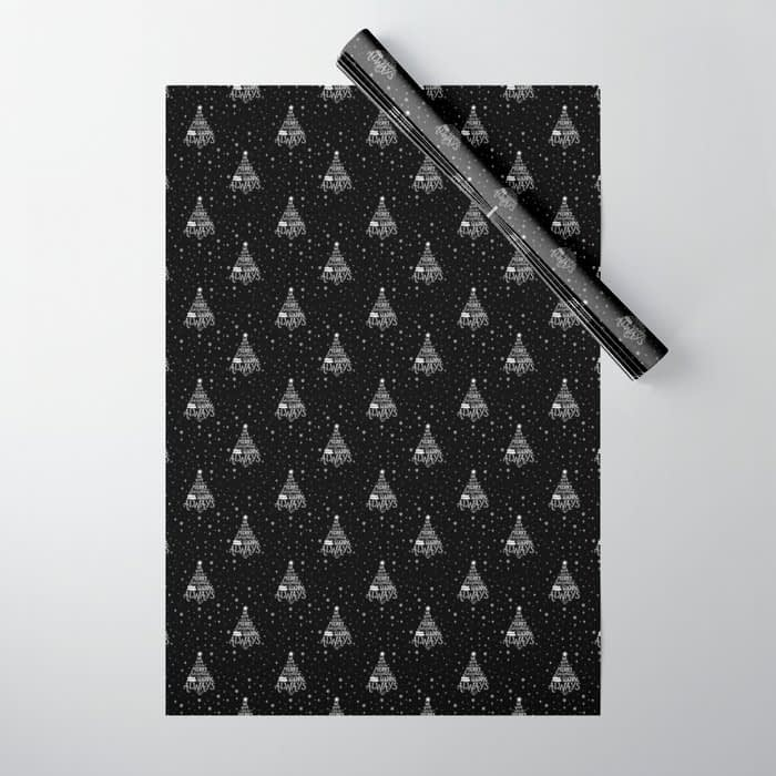 Merry Everything and Happy Always Wrapping Paper